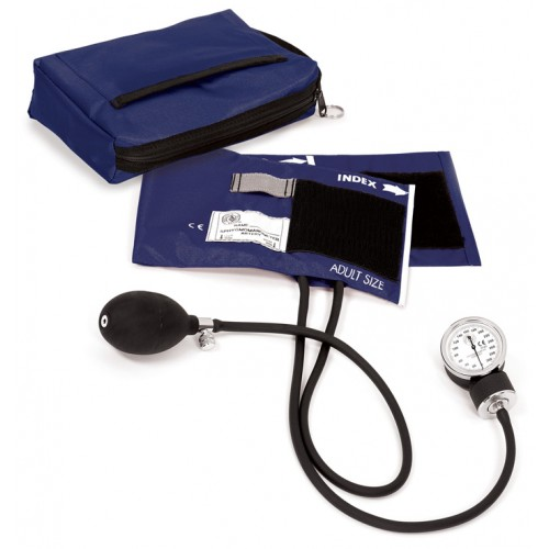 Bloeddrukmeter Met Etui Marineblauw