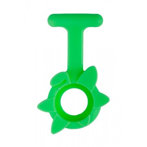 Siliconen Hoesje Lente Bloem Lime Groen