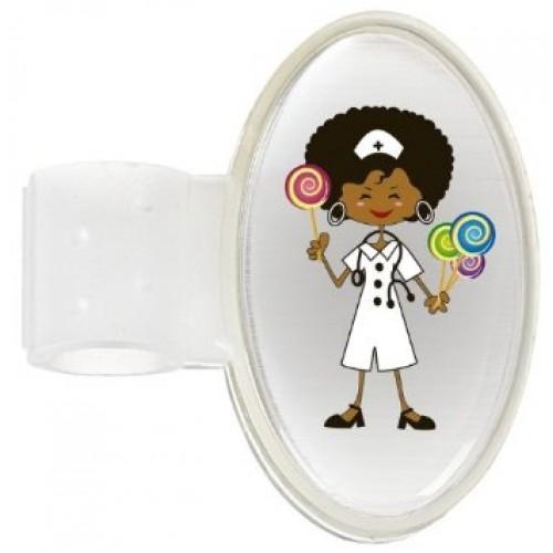 Stethoscoop Naam Badge Candy Nurse