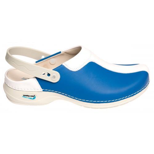 NursingCare Wash&Go WG2 Light Blue / White