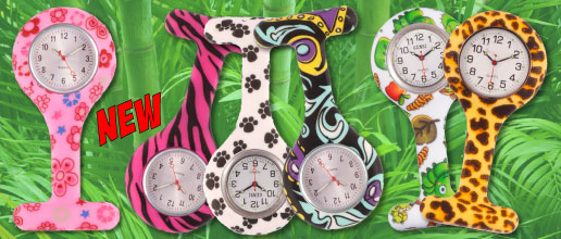 Banner Silicone Watch 0715