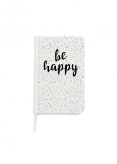 Notitieboek A5 Be Happy