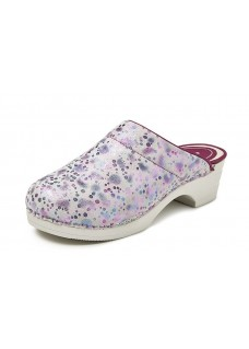 LAST CHANCE : size 37 Bighorn Space Pink PU
