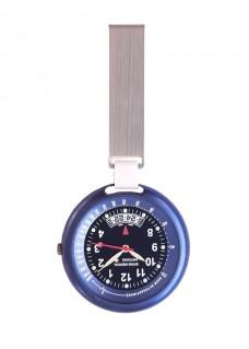 Swiss Medical Horloge Professional Staal Blauw L.E.