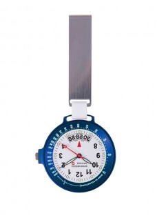 Swiss Medical Horloge Care Line Donkerblauw