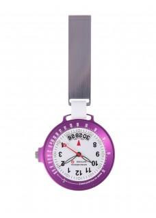 Swiss Medical Horloge Care Line Paars
