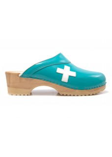 OUTLET maat 41 Tjoelup First Aid Aqua White