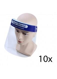 Hospitrix Gelaatsscherm 10x