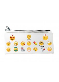 Multifunctionele Etui Emoji