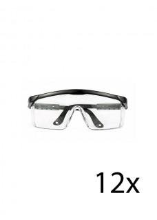 Hospitrix Spatbril Zwart 12 Stuks
