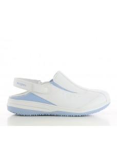Oxypas Iris Wit/Blauw