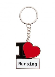 Sleutelhanger I Love Nursing