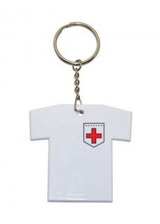 Sleutelhanger T-Shirt Kruis