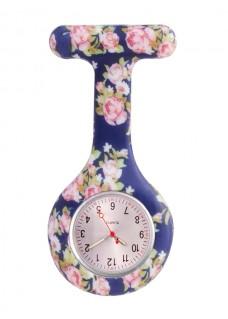 Siliconen Horloge Verpleegkundige Royal Flowers