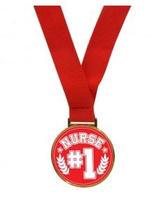 Verpleegkunde Medaille Number 1