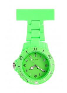 Neon Verpleegkundehorloge Lime Groen