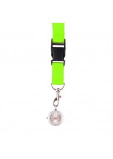 Lanyard/Keycord Horloge Lime Groen