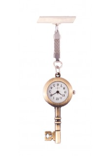 VerpleegstersHorloge Brons Traditionele Sleutel