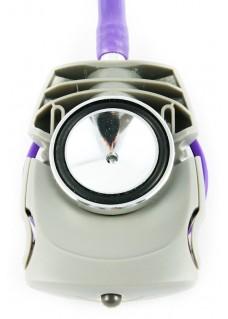 Stethoscoop Lamp grijs