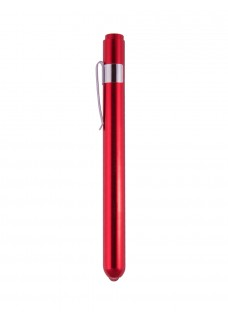 Penlight/Pupillampje LED Rood