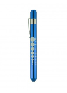 Penlight/Pupillampje LED Blauw