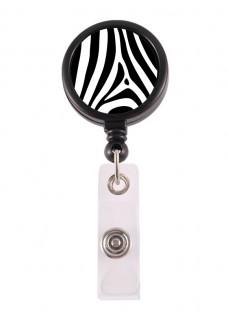 Badge / ID Jojo Zebra