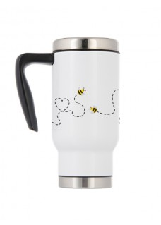 Thermosbeker Bijen
