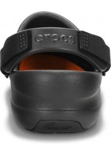 UIT ASSORTIMENT: maat 3738 Crocs Bistro Pro Black