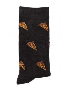 Happy Dames Sokken Pizza