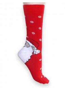 Happy Dames Sokken Kerst