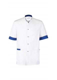 Haen Jasje Floris White/Royal Bleu