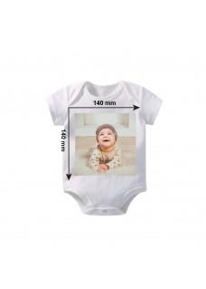 Baby Rompertje met Foto Opdruk