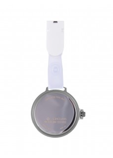 Swiss Medical Horloge Care Line Zilver Rood - Limited Edition