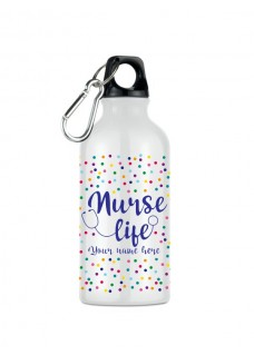 Drinkfles Nurse Life