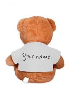 Teddybeer Best Nurse Ever met Naam Opdruk