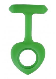 Siliconen Hoesje Hartje Groen