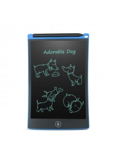 LCD Schrijfbord 8,5 inch Blauw
