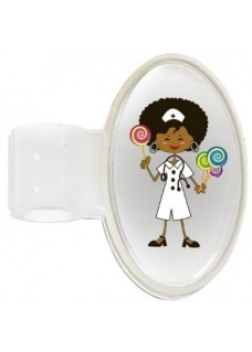 Stethoscoop Naam Badge Candy Nurse