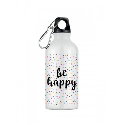 Drinkfles Be Happy