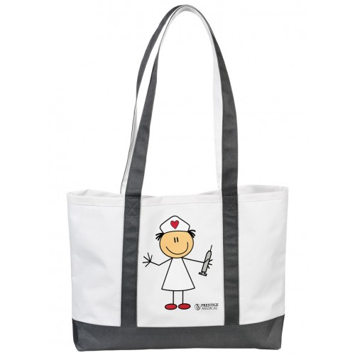 Grote Canvas Tas Stick Nurse