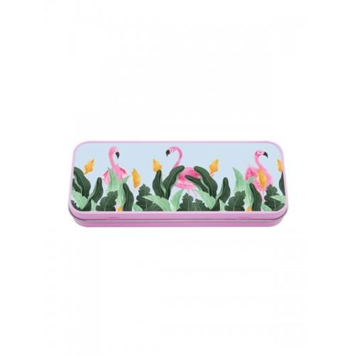 Instrumenten Doosje Flamingos