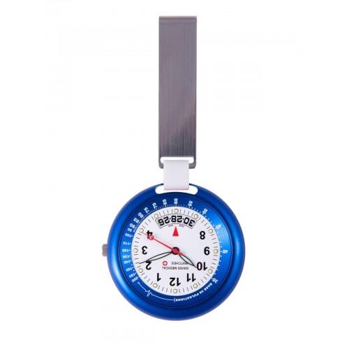 Swiss Medical Horloge Professional Line Donkerblauw