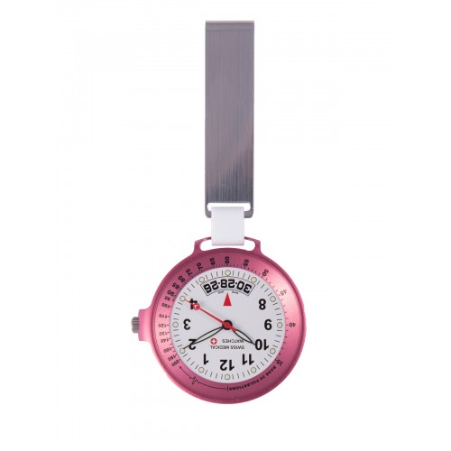 Swiss Medical Horloge Care Line Roze