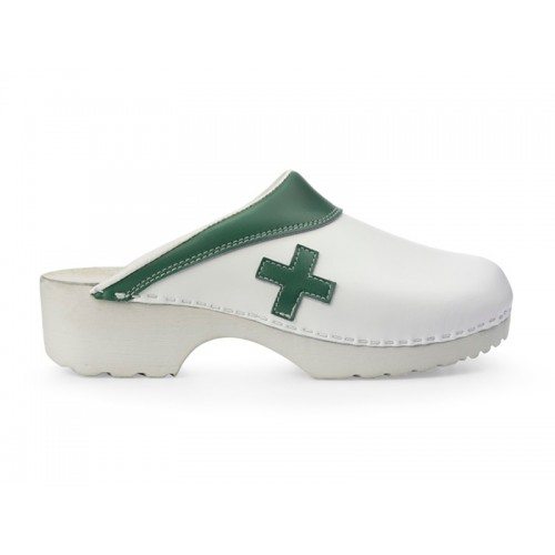 Tjoelup First Aid White Med Green PU F