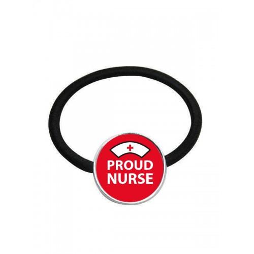 Haarelastiek Proud Nurse