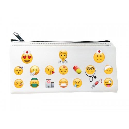 Multifunctionele Etui Emoji