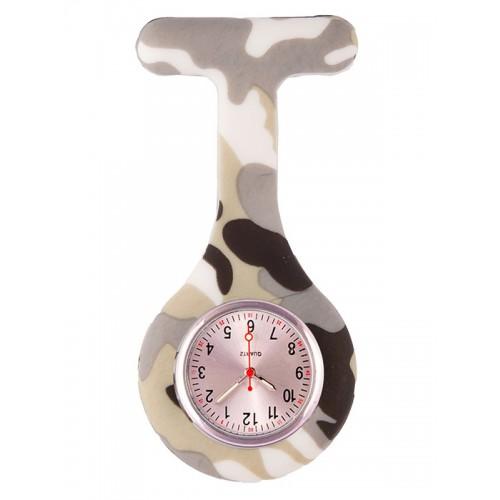 Siliconen Horloge Verpleegkundige Camo