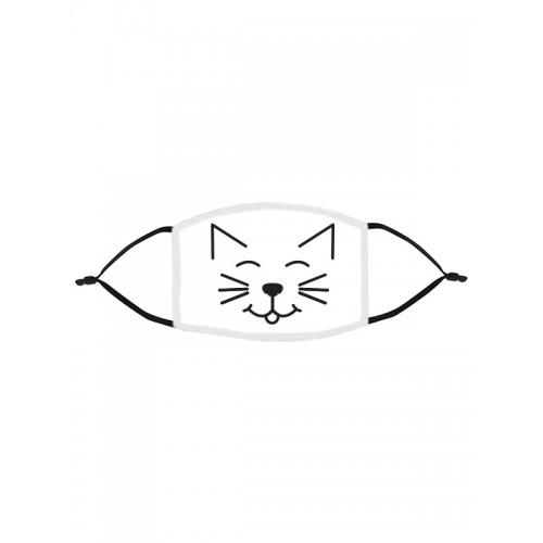 Mondkapje Kat