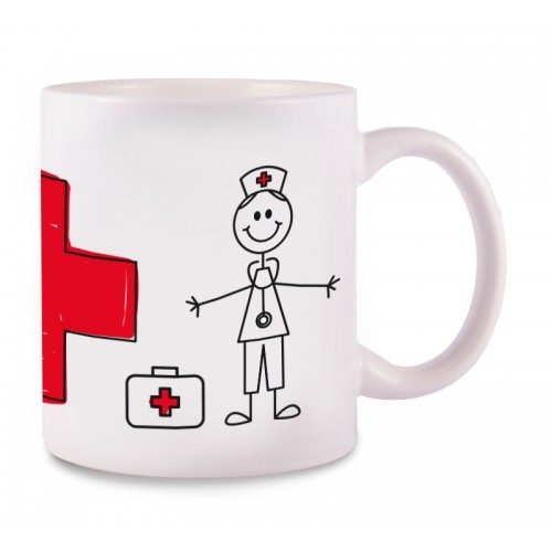 Mok Stick Nurse Cross