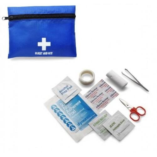 Mini EHBO Kit Blauw